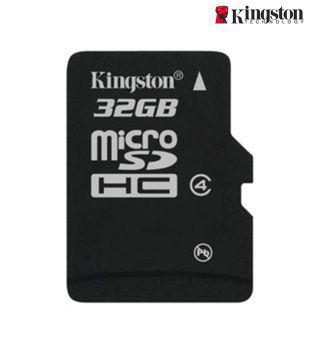 Kingston 32GB Micro SD Memory Card