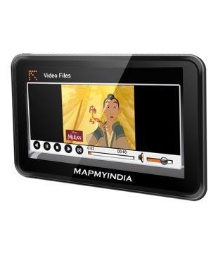 MapmyIndia - Vx140s Premium - 4.3'' Touchscreen: Buy ... on