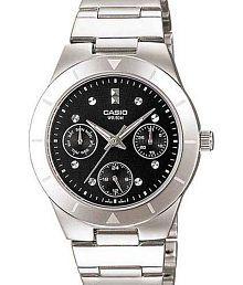 Casio A528 Dazzling Black Watch