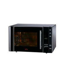 Godrej 30 Ltrs GME 30CR1BIM Microwave Oven Convection Microwave OvenBlack