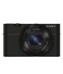 Sony Cybershot RX100 20.2MP Digital Camera