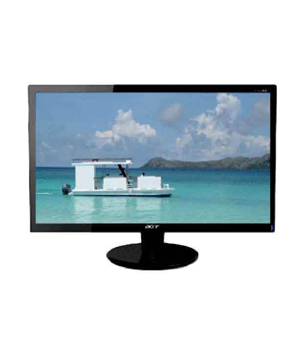 Acer P166HQL 40 cm (15.6) LED Monitor (3 years Warranty)