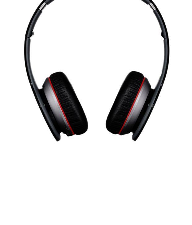 6f19c9ff510 Beats Solo HD Over Ear Headphones with Mic (Black) - Buy Beats Solo ...