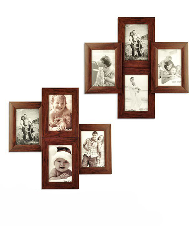 celestial collage wall photo frame buy 1 get