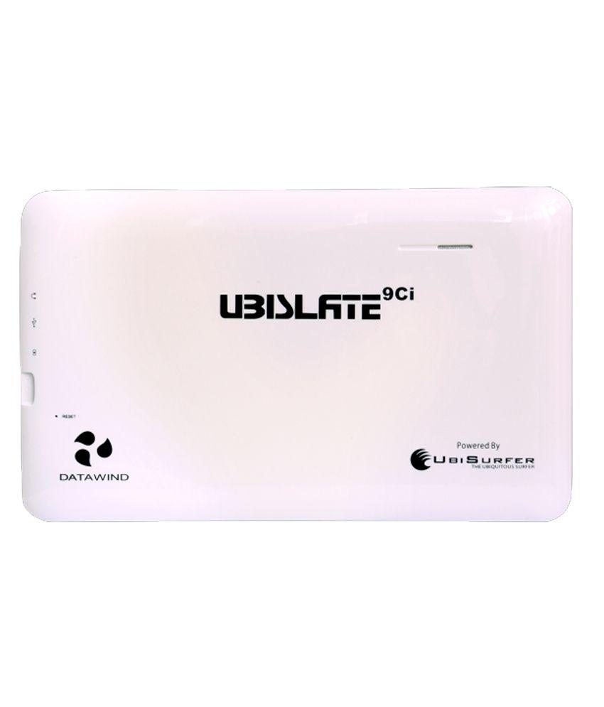 DataWind UbiSlate 9Ci 4GB (Wi-Fi 3G)