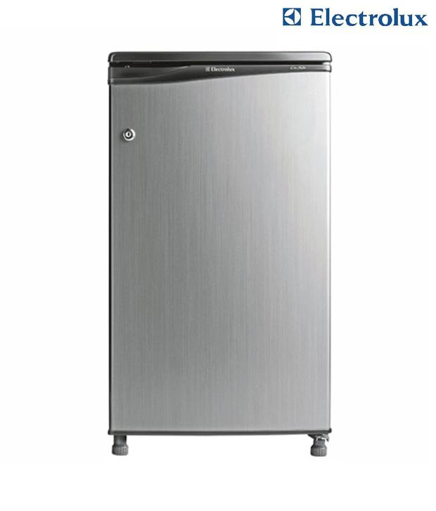 Electrolux 80 Ltr EC090P Single Door Refrigerator  Silver Hairline