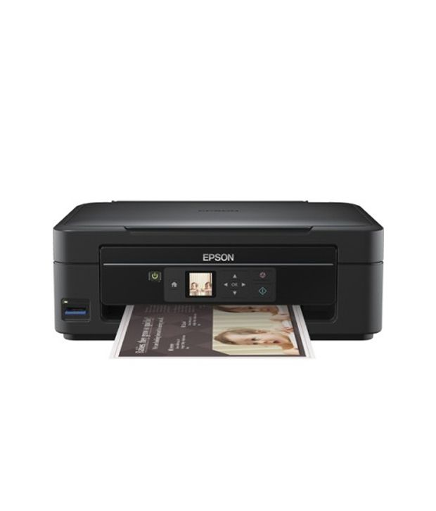 Epson - ME Office 535 Multifunction Inkjet Printer (Print,Copy & Scan)