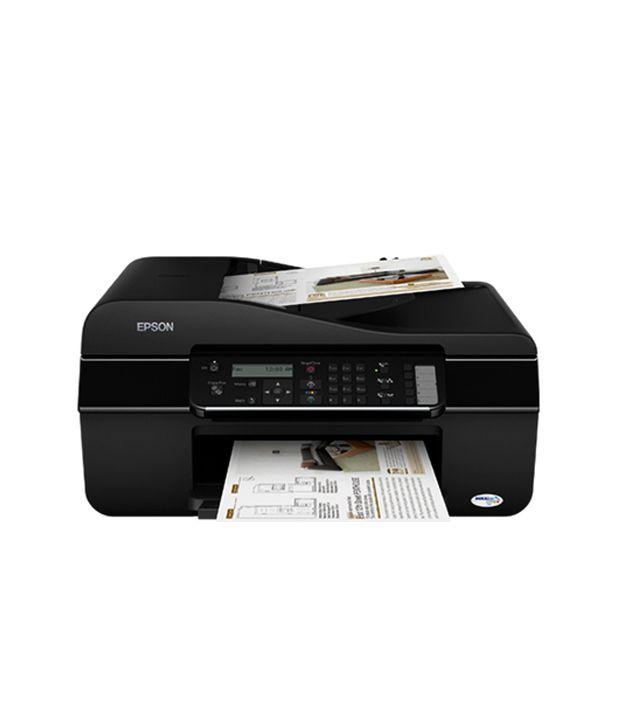 Epson Office - ME Office 620F Multifunction Inkjet Printer
