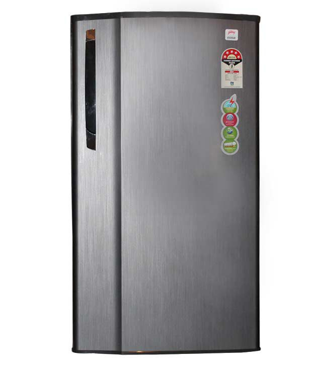 Godrej 185 LTR RD EDGE 185 CW Single Door Refrigerator - Grey