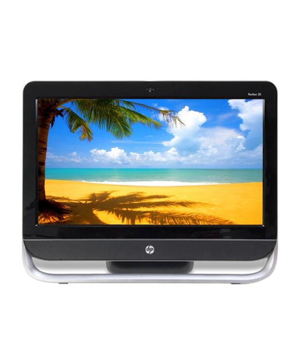 HP Pavilion 20-B103IN All-in-One Desktop PC (Intel PDC G2020- 2GB RAM- 500GB HDD- Win8) 3 Years ...