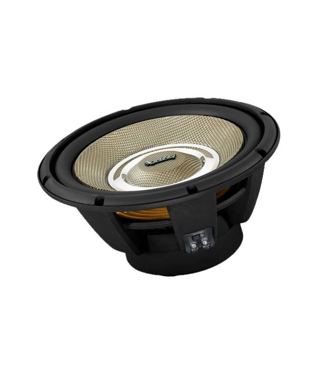 infinity 10 inch subwoofer. infinity - kappa 100.9w 10 inch high performance selectable impedance subwoofer (1400w) i