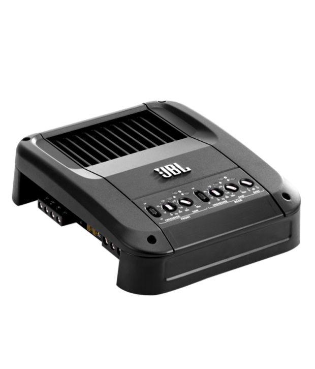 JBL -  GTO 504EZ - 4 Channel Amplifier (640 W)