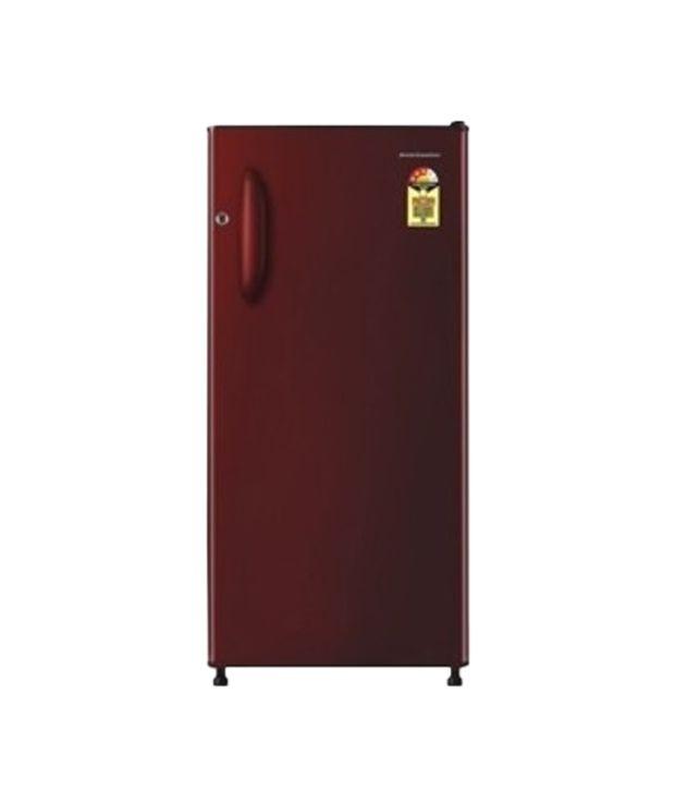 Kelvinator 180 Ltr Kge 193 Single Door Refrigerator Burdy