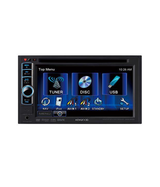 Kenwood - Ddx 4031 - 6 1 U0026 39  U0026 39  Touchscreen  Buy Kenwood