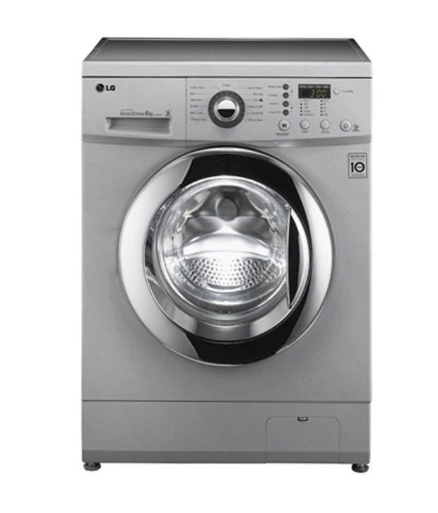 LG F12B4ND25 6.0 Kg Front Load Washing Machine Price in ...
