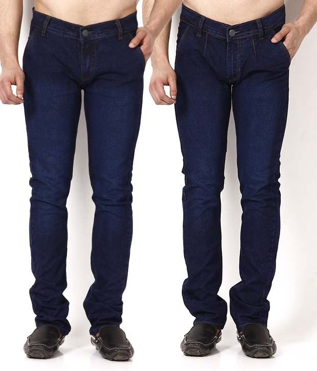 Nation Mania Pack of 2 Cool Jeans