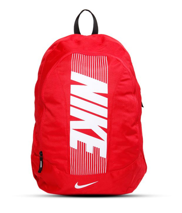 1b62430d8e69 Nike Contemporary Red Backpack - Buy Nike Contemporary Red Backpack Online  at Best Prices in India on Snapdeal
