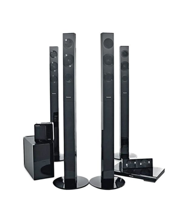 Panasonic SC-BTT790 5.1 Blu Ray Home Theatre System