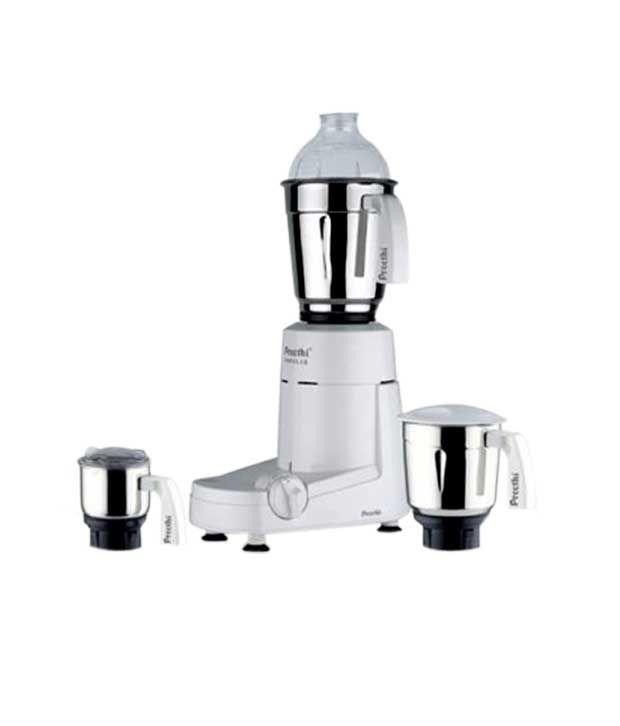 preethi popular mg 142 750 watt mixer grinder