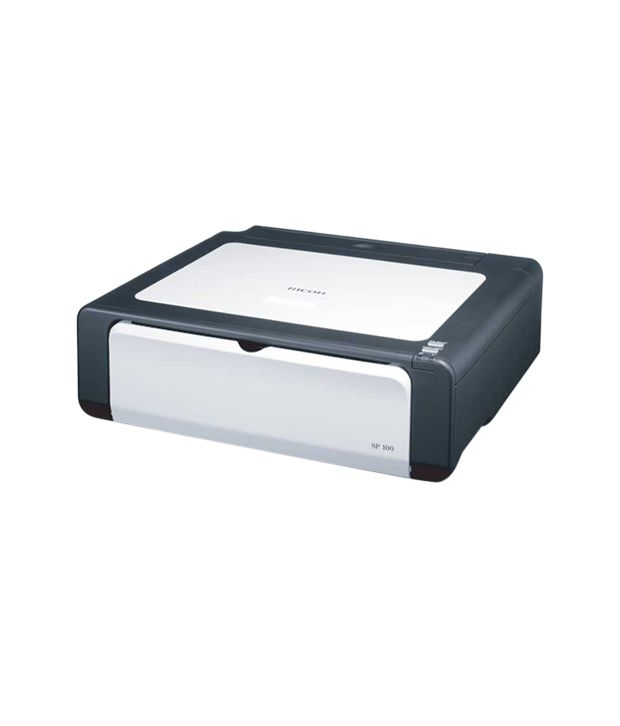 Ricoh Aficio Sp 100 Laser Printer Driver