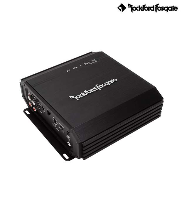 Rockford Fosgate - Prime Series -  R250-1D - 250 Watt Class-D Mono  Amplifier