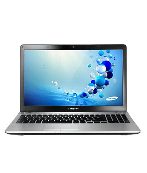 Samsung Series 3 300E NP300E5V-A03IN Notebook (Intel Pentium 2117U- 2GB RAM- 500GB HDD- 39.62 cm (15.6)- DOS) (Sleek Silver)