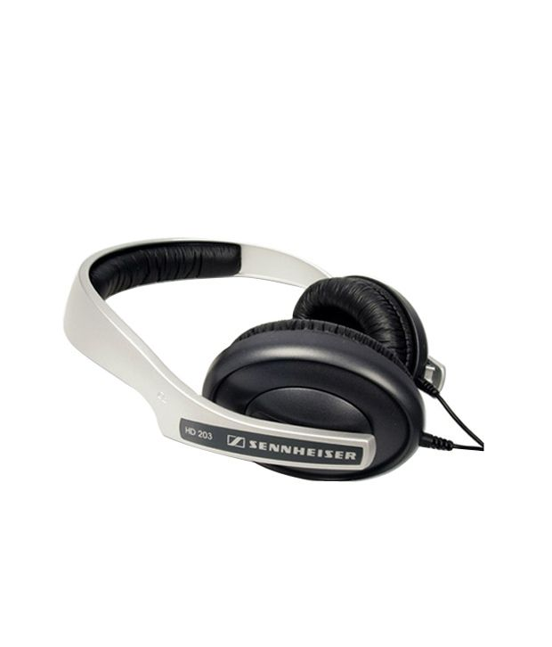 Sennheiser HD 203 Over Ear Headphone Without Mic