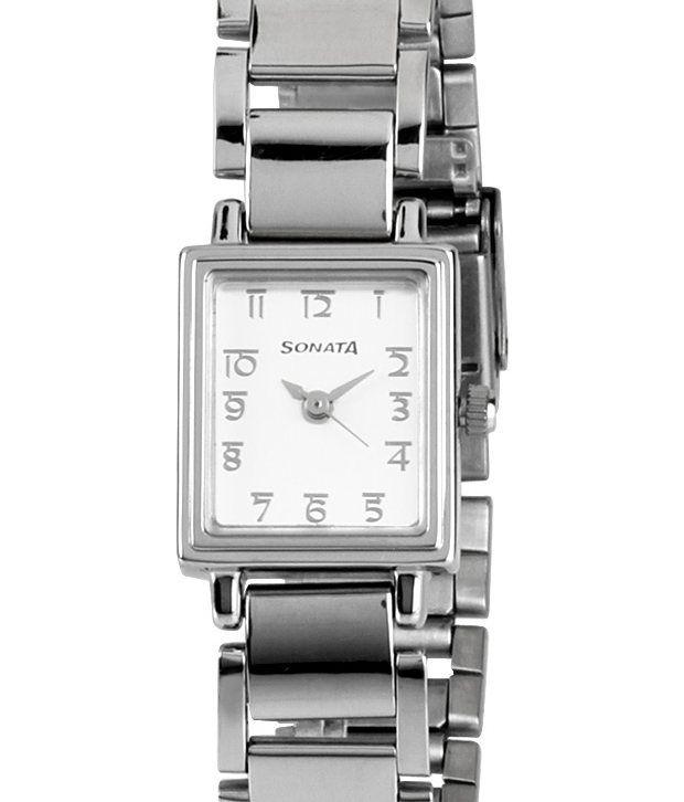 Sonata 8080SM02 Women's Watch