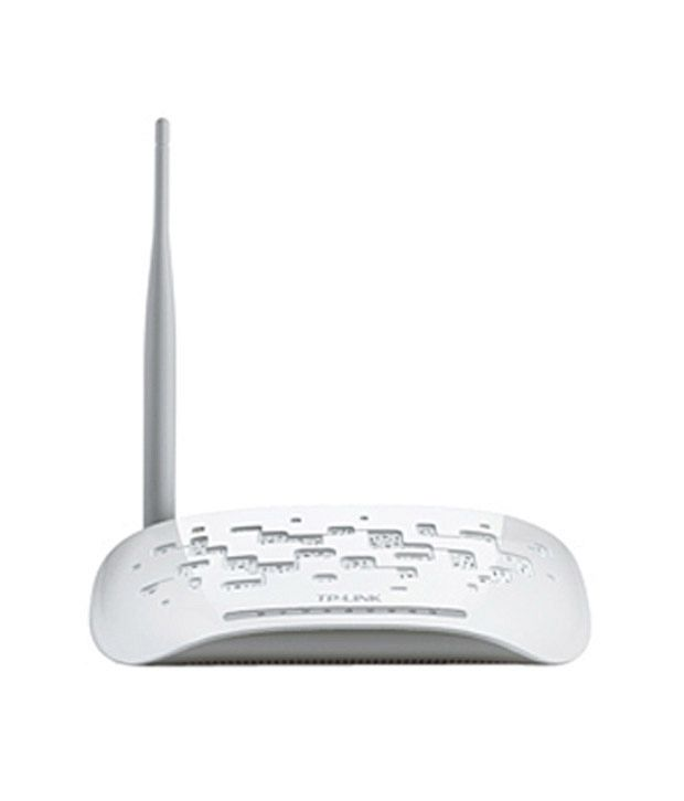 TP-Link 150 Mbps Wireless N ADSL Router (TD-W8951ND)Wireless Routers With Modem