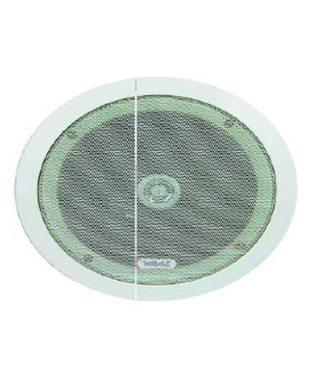 buy waaz ceiling speaker vb620 20w white online at best price in india snapdeal. Black Bedroom Furniture Sets. Home Design Ideas