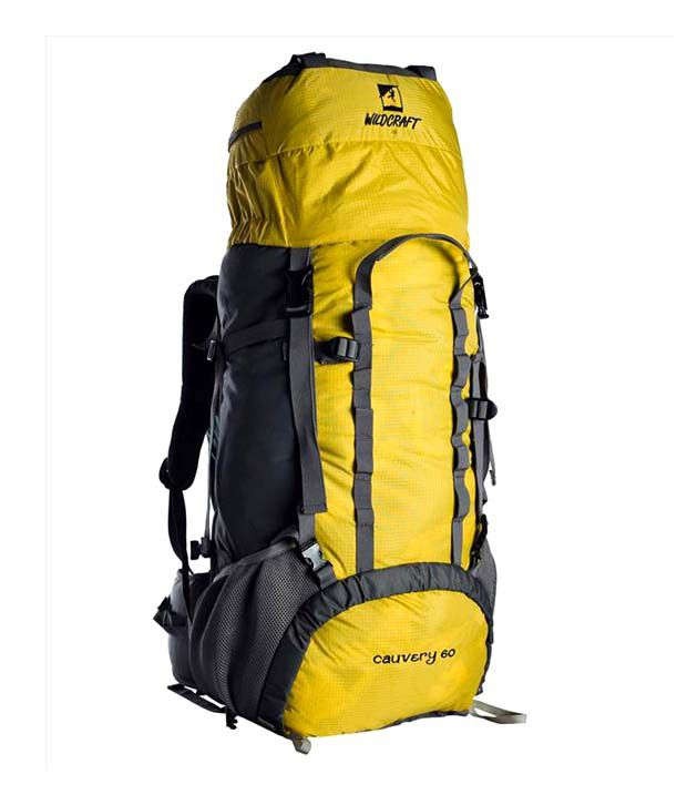 Wildcraft Cauvery 60 Multi Color Travel Backpack
