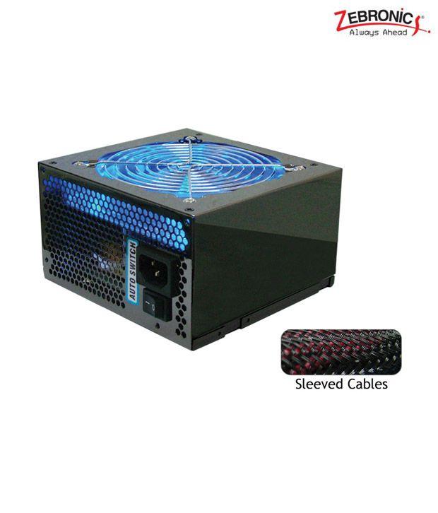 Zeb 600W Computer Power Supply [Platinum] - Buy Zeb 600W Computer ...