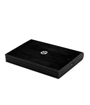 HP P2050X 500 GB Hard Disk (Black)