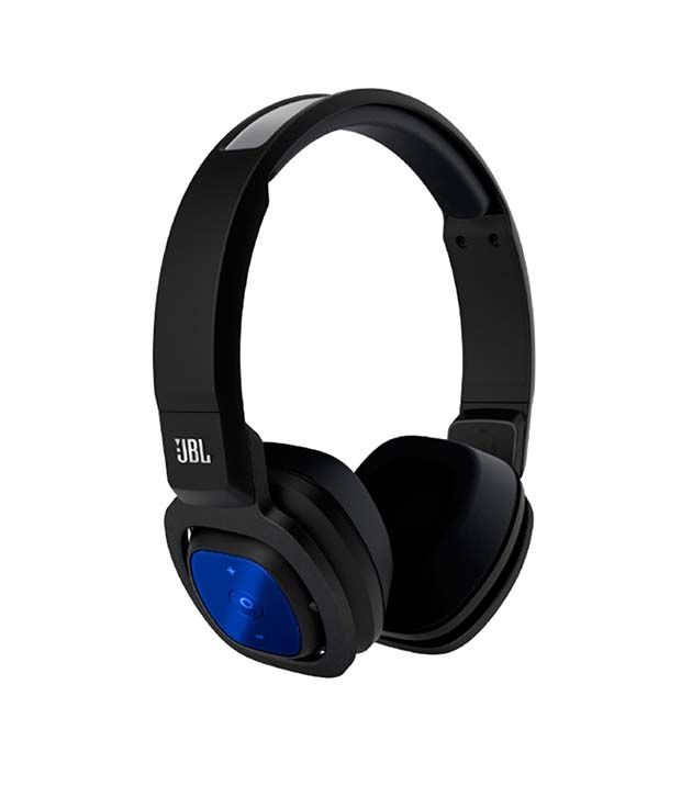 JBL Freedom J56BT Wireless On Ear Heaphones (Black) With Mic