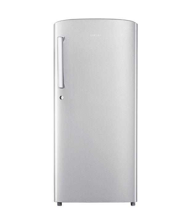 Samsung 190 Ltr Rr1915ccasa Single Door Refrigerator Metal