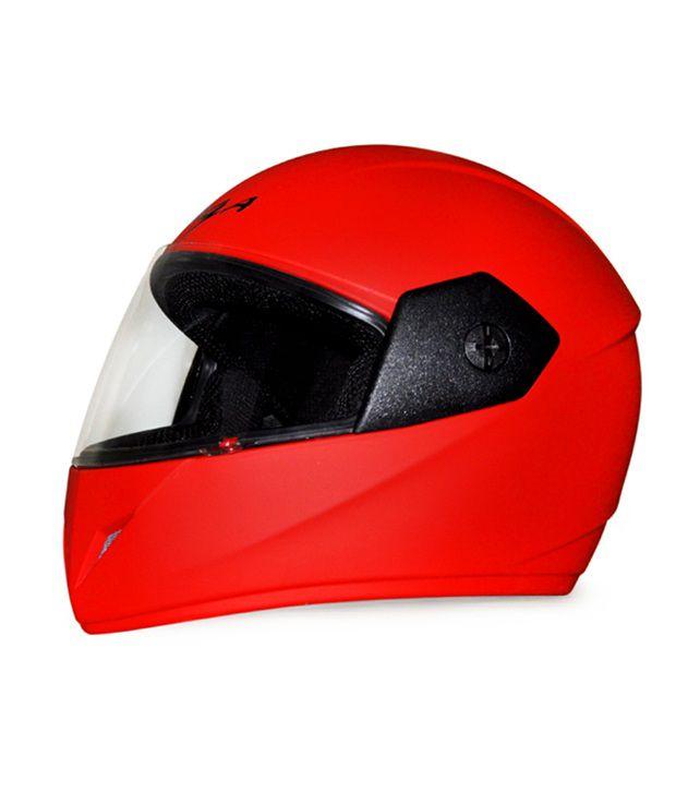 Vega - Full Face Helmet - Cliff (Red)