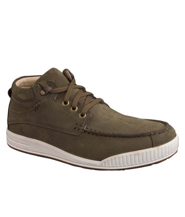 woodland reliable green sneaker gb1220112grn buy