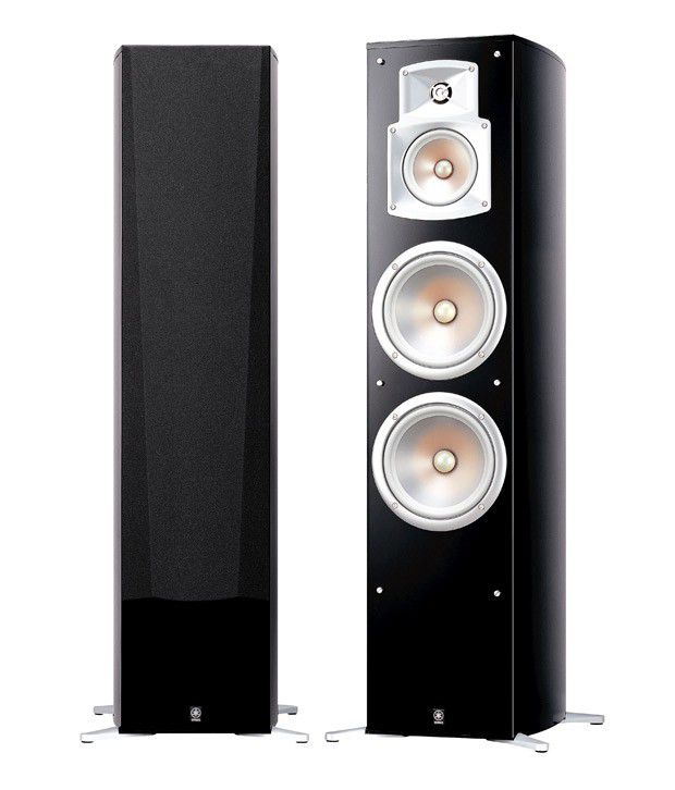 Yamaha Speaker System Ns Review