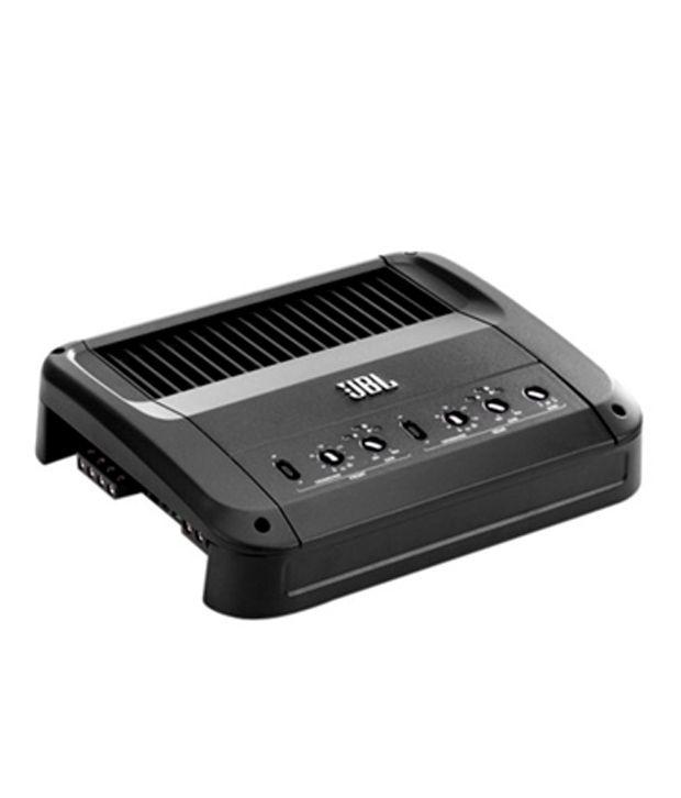 JBL - GTO 804EZ - 4 Channel Amplifier (940 W)