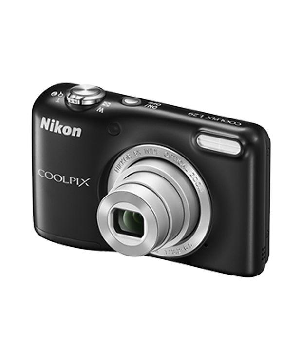 Nikon Coolpix L29 16.1MP Digital Camera