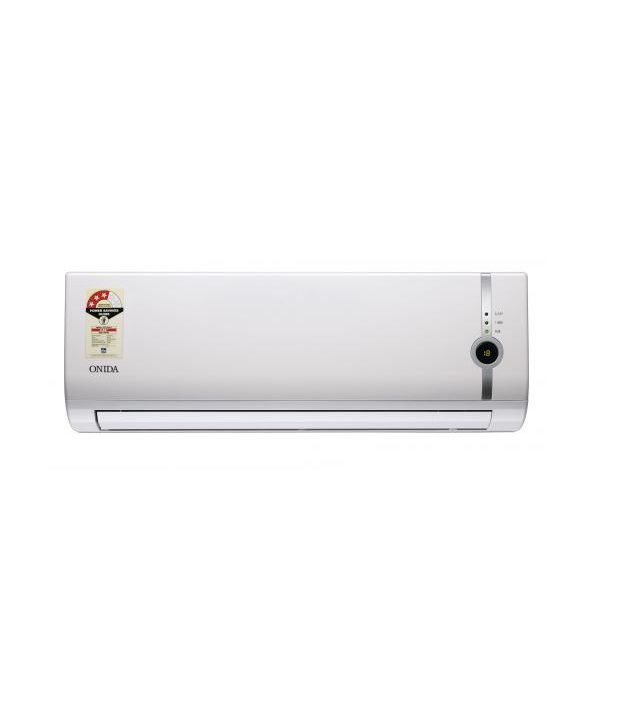 Onida Power Flat-N S183FLT-N 1.5 Ton 3 Star Split Air Conditioner