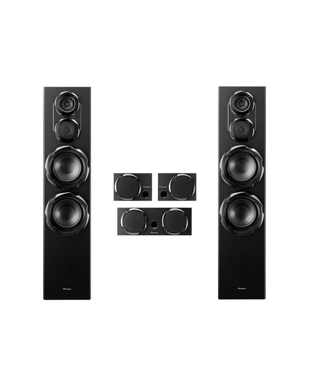Buy Pioneer 5 1 Powerful Todoroki Speaker System 1000w S