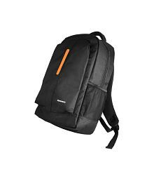 Black Polyester Laptop Bag Manufactured For Lenovo Laptops
