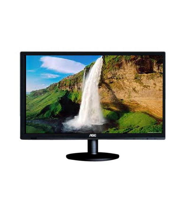AOC LED E960SWN Monitor 46.99 cm (18.5)