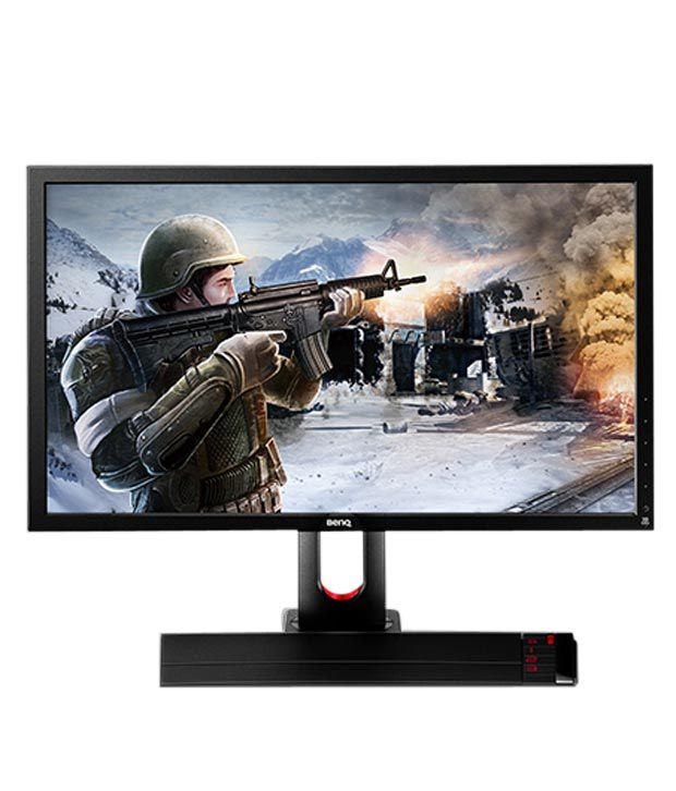 BenQ ZOWIE XL2720 68.5 cm (27) 144hz 1ms Response Time Gaming Full HD LED TN Panel Monitor with HDMI & NVIDIA 3D Vision Ready
