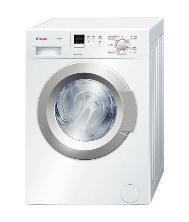 Bosch WAX16160IN 5.5 Kg Front Load Washing Machine