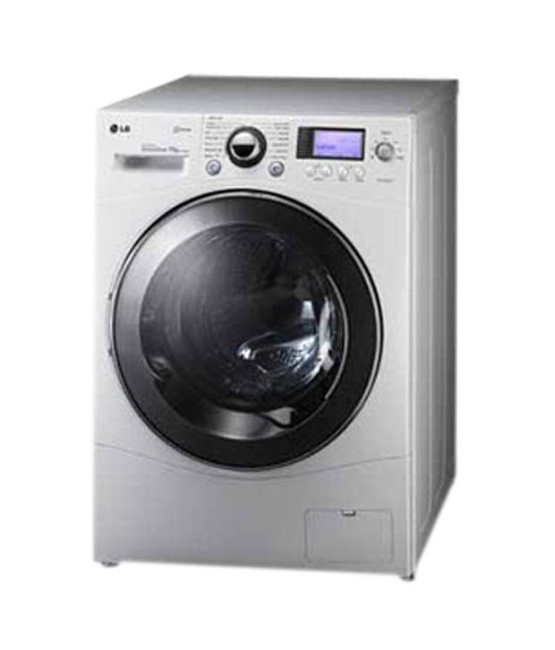 LG F14A8TDP25 Front Load 8 Kg. Washing Machine