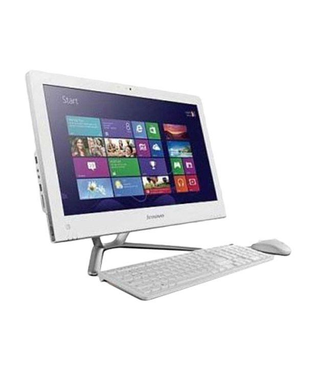 Lenovo C260 57 325928 All In One Desktop intel Cel Dual ... |Lenovo Desktop All In One