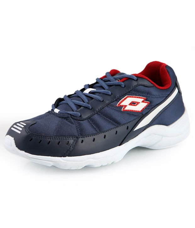 Lotto Truant Navy Blue Sports Running Shoes Art ALOTTOAR2131 - Buy ...