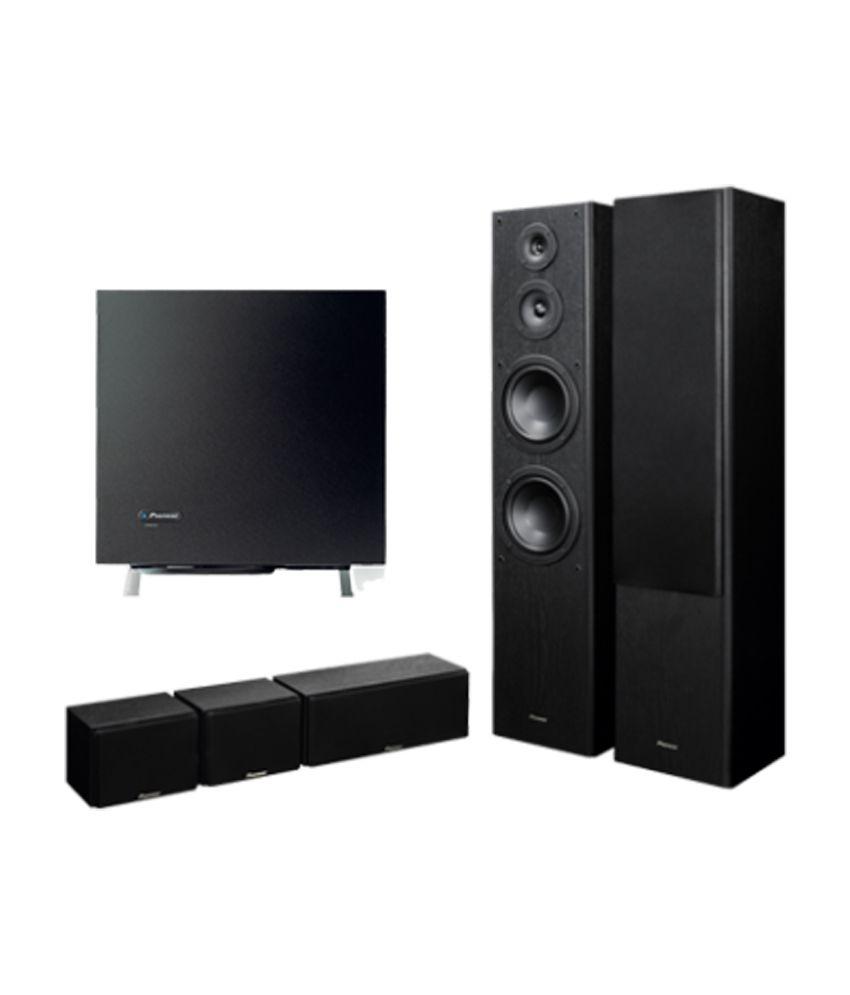 buy pioneer vsx 323k and spe335xt 5 1 component home. Black Bedroom Furniture Sets. Home Design Ideas